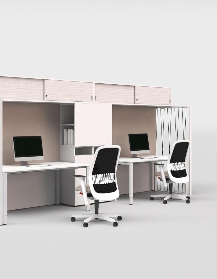 Frame S sustavi za pregradu i pohranu dokumenata