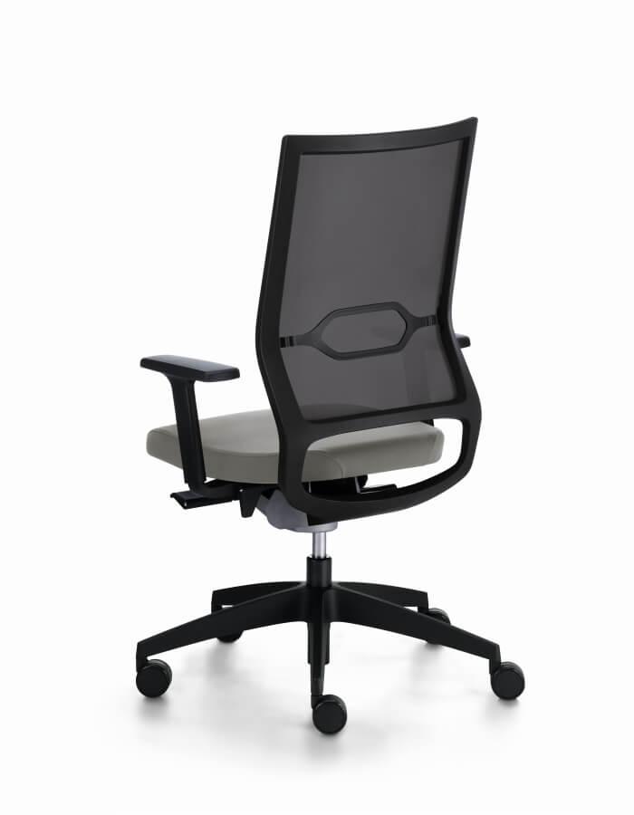 prikaz radne stolice quarterback sedus s lumbalnom potporom