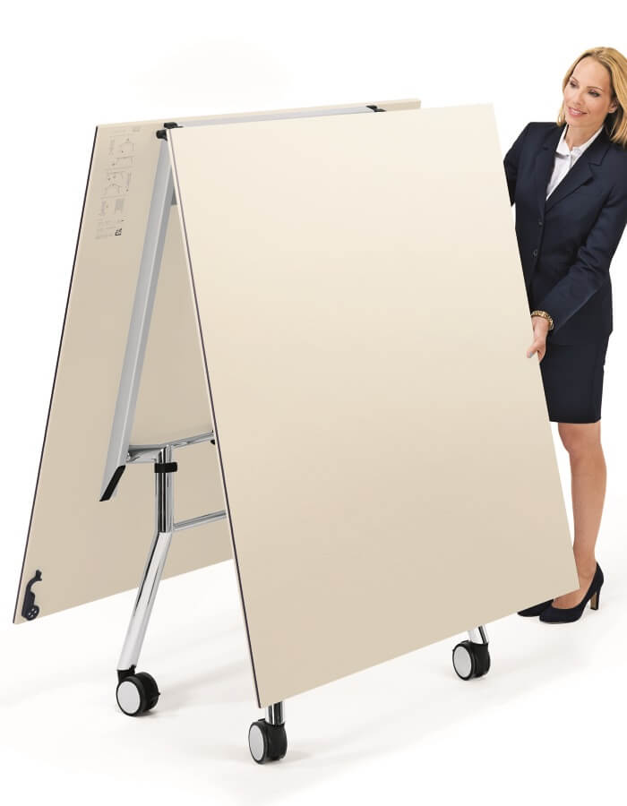 bijeli sedus mastermind preklopni konferencijski stol