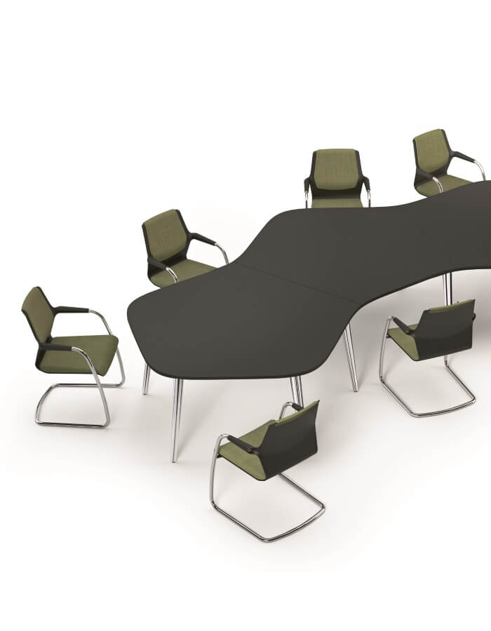 sedus zaobljeni mastermind konferencijski stol