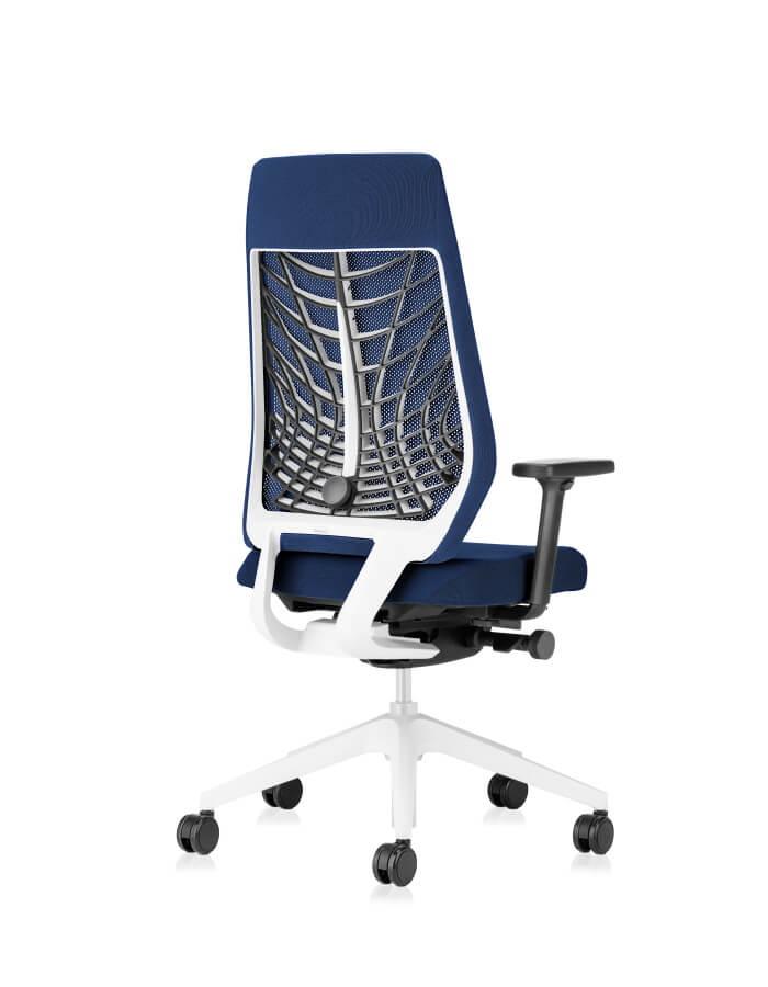 prikaz uredske stolice JOYCEis3 Interstuhl s FlexGrid naslonom