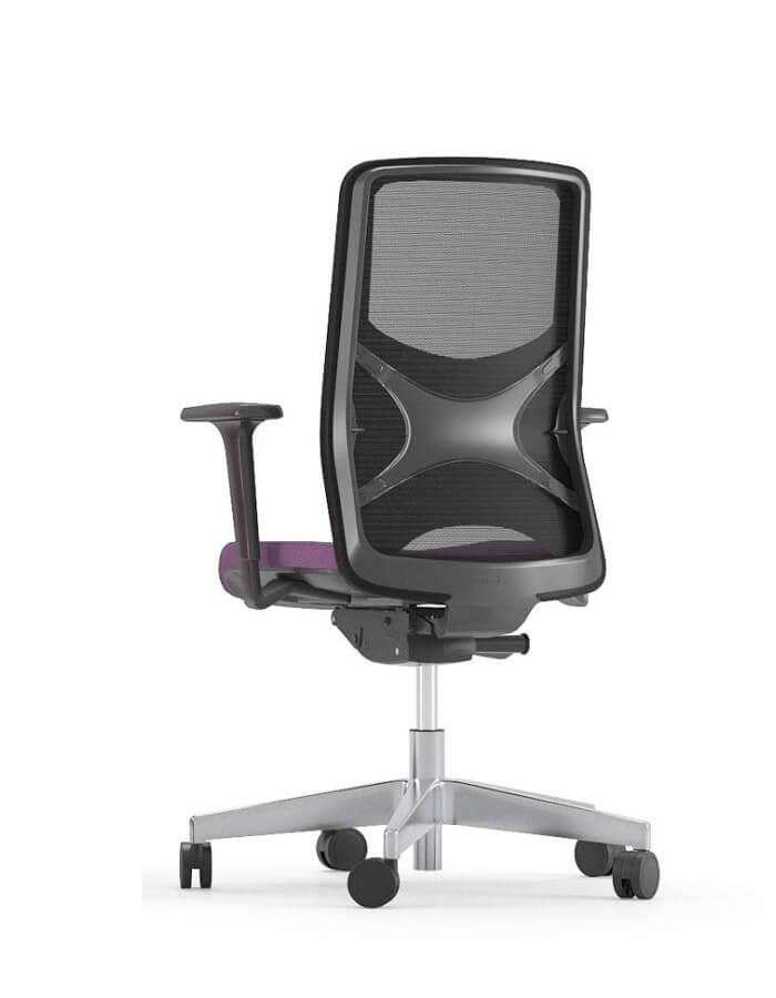 prikaz Wind Narbutas ergonomske uredske stolice s lumbalnom potporom